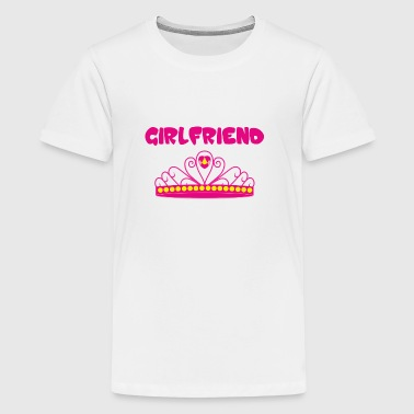 Girlfriend - Teenage Premium T-Shirt