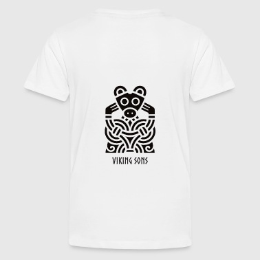 Celtic / Nordic - Vikings - Borre Style - Teenage Premium T-Shirt