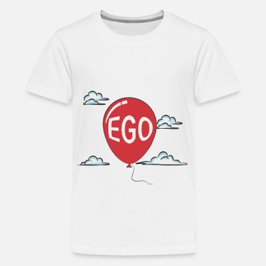 Ego Ego - Teenager premium T-shirt