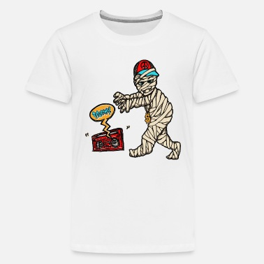 Boys Mummy The Mummy - Teenage Premium T-Shirt