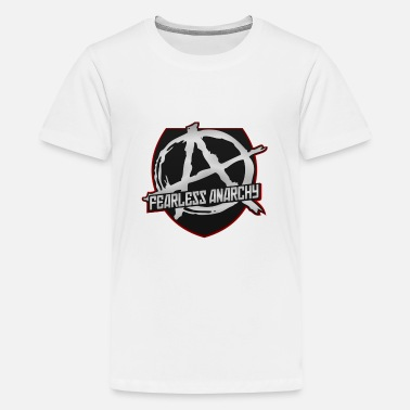 anarchie - Teenager premium T-shirt