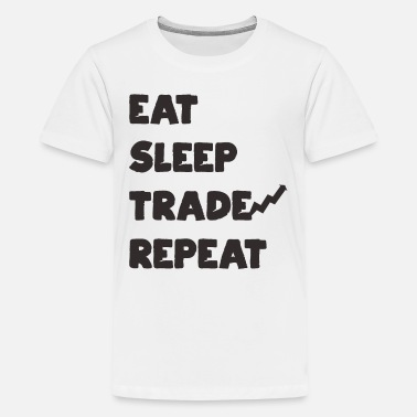 Trade trade - Teenage Premium T-Shirt