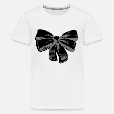 Ribbons ribbon - Teenage Premium T-Shirt