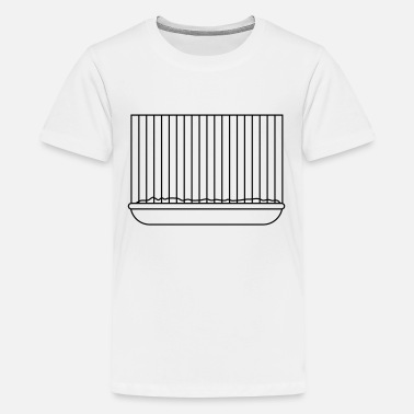 Cage Cage - Teenager Premium T-Shirt