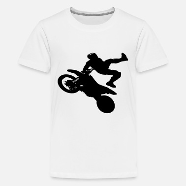 Freestyle Motocross freestyle motocross - Teenage Premium T-Shirt