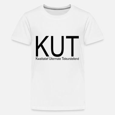 Kut kut - Teenager premium T-shirt