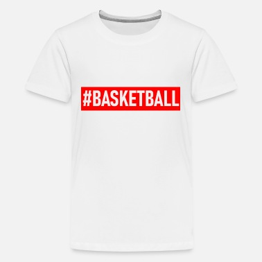 Community basketball - T-shirt premium Ado