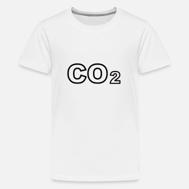 Co2 Co2 - Teenager Premium T-Shirt