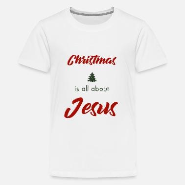 Weihnachtsgrüße Teenager.Christmas Is All About Jesus Religion Weihnachten Baby Bio