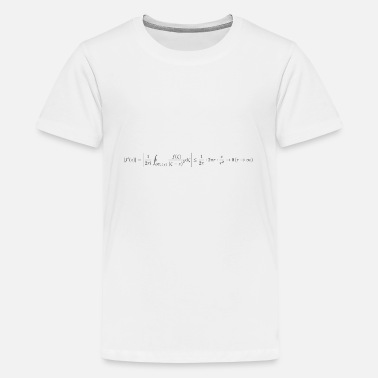 Set van Liouville - Teenager premium T-shirt