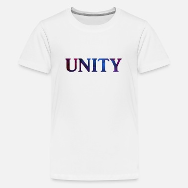 Unity Unity - Teenage Premium T-Shirt