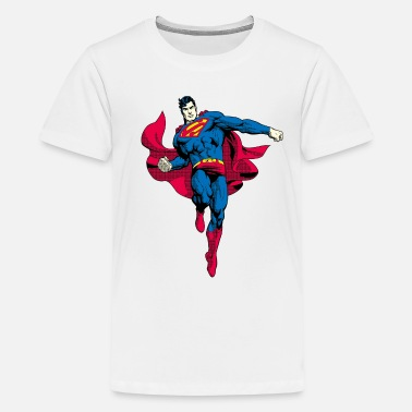 Superman Pose Tee shirt Enfant - T-shirt premium Ado