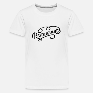 Restaurant restaurant - Teenager Premium T-Shirt