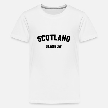 Glasgow GLASGOW - Teenage Premium T-Shirt