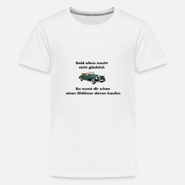 Mercedes Oldtimer - Teenager Premium T-Shirt