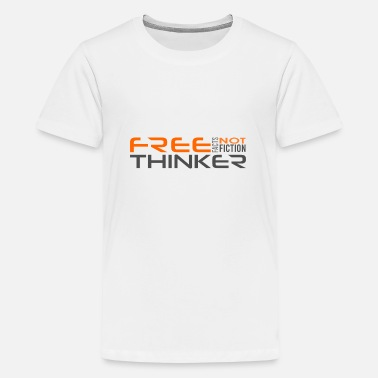 Free Thinker Free Thinker 'Mojo Designs' Shirt - Teenage Premium T-Shirt