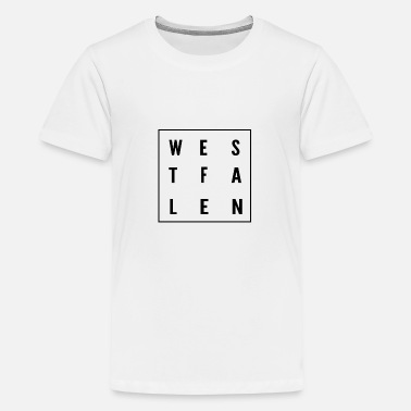 Westfalen Westfalen - Teenager Premium T-Shirt