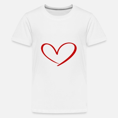 All Hearts Against Hate 315 - Teenager Premium T-Shirt