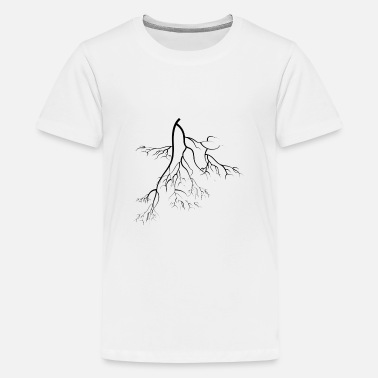 Root root - Teenage Premium T-Shirt