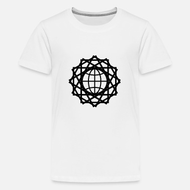 Global connexion globale - T-shirt premium Ado