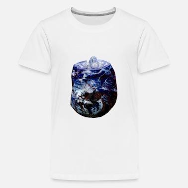 Mikbulp litter world - Teenager Premium T-Shirt