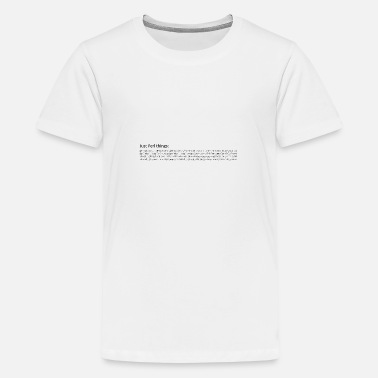 Pearl Obfuscated pearl - Teenage Premium T-Shirt