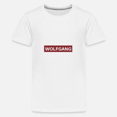 df4c986f1997 Wolfgang wolfgang - Teenage Premium T-Shirt