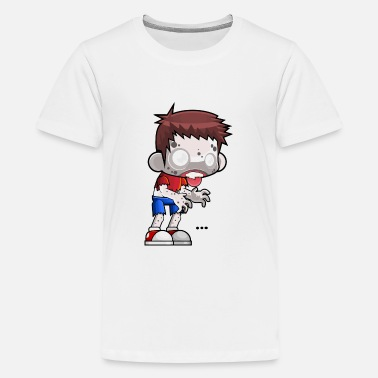 Teenager Zombie Teenage Limited Edition! - T-shirt premium Ado