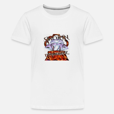 Smokin smokin diamonds - Teenage Premium T-Shirt