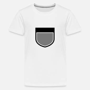 Emblem emblem - Teenage Premium T-Shirt
