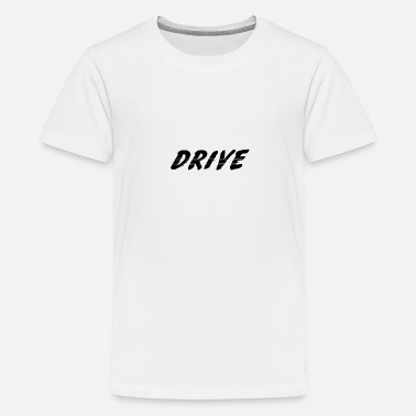 Drive Drive - Teenage Premium T-Shirt
