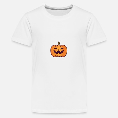 pumpkin - Teenage Premium T-Shirt