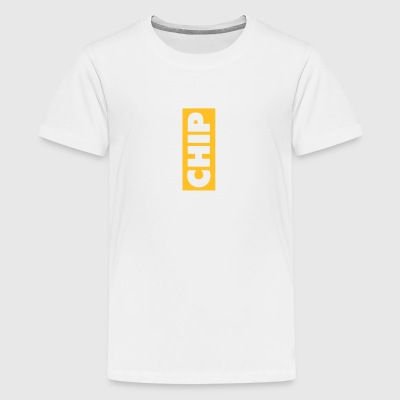 Chip - Camiseta premium adolescente