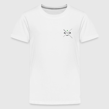 MG 1900 - Teenage Premium T-Shirt