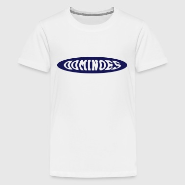 Dominoes - Teenage Premium T-Shirt