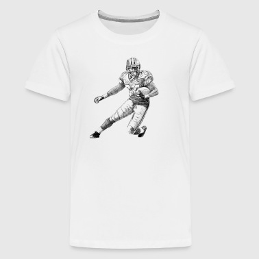 American football - Teenage Premium T-Shirt