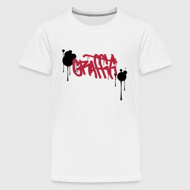 Graffiti - Teenage Premium T-Shirt