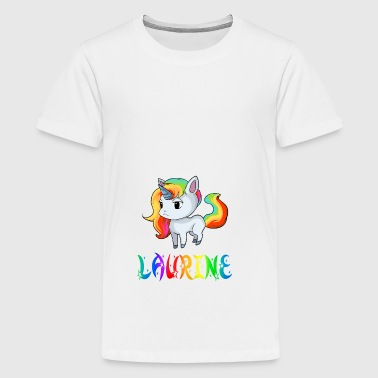 Unicorn Laurine - T-shirt Premium Ado