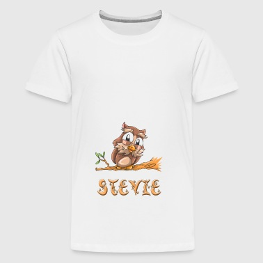 Owl Stevie - T-shirt Premium Ado