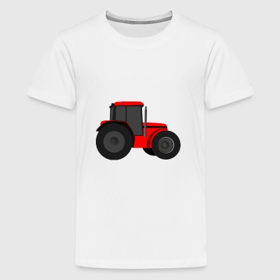 tractor - Teenager Premium T-shirt