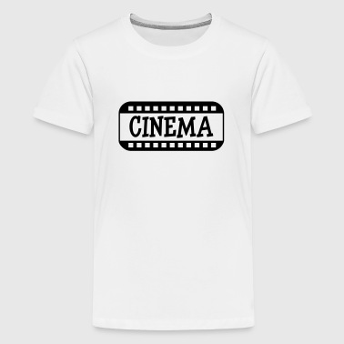 Cinema - T-shirt Premium Ado
