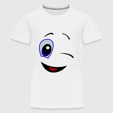 Comic-2 - Teenager Premium T-Shirt
