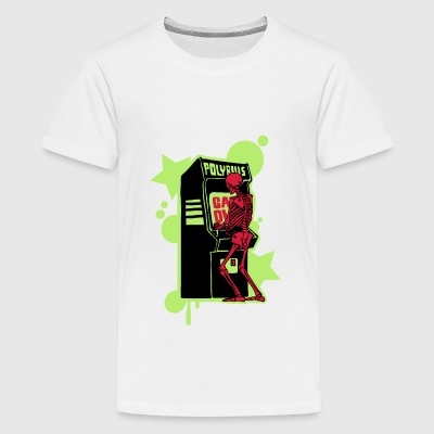 Hallo-Score - Teenager Premium T-Shirt