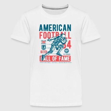 American Football2 - Teenager Premium T-Shirt