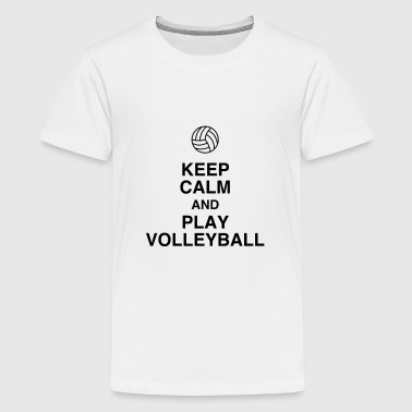 Volleyball - Volley Ball - Volley-Ball - Sport - T-shirt Premium Ado