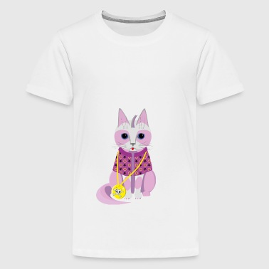 Kitty Lotta - Teenage Premium T-Shirt