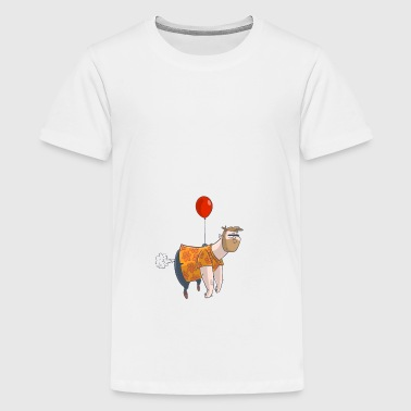Ballon Mann - Teenager Premium T-Shirt