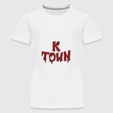 K Town - Teenager Premium T-Shirt