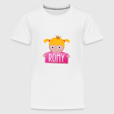 Weinig prinses Romy - Teenager Premium T-shirt