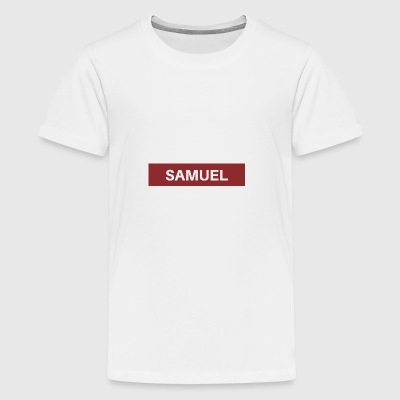 Samuel - Teenager Premium T-Shirt